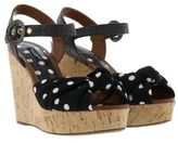 Dolce & Gabbana Wedge Sandals