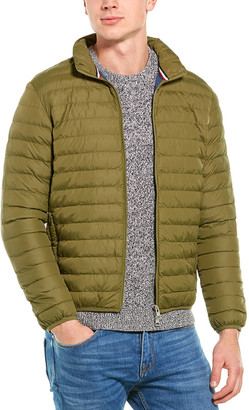Serge Blanco Quilted Puffy Jacket