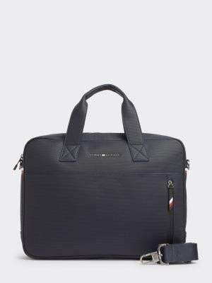 Tommy Hilfiger Essential Textured Finish Computer Bag
