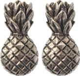 Valentino Garavani Tropical Dream Pineapple clip earrrings