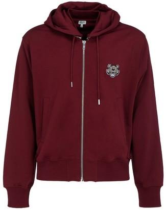 Kenzo Tiger Zipped Sweatshirt