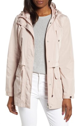 Sam Edelman Hooded Water Resistant Parka