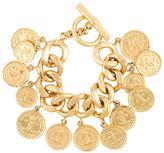 Chanel Vintage bracelet plaqué or