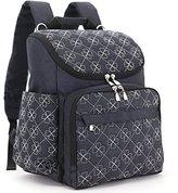 YuHan Oxford Baby Backpack Diaper Bag Diaper Pad Insulation Bag Fit Stroller