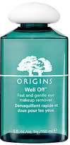 Well OffTM Fast and Gentle Eye Makeup Remover