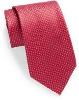 Saks Fifth Avenue Silk Diamond Tie