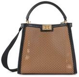 Fendi Peekaboo X-Lite hand bag