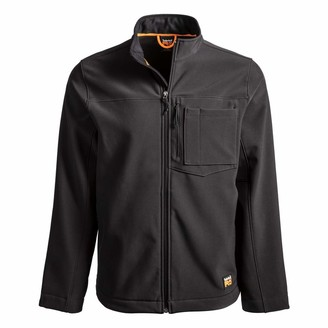 Timberland Men's Power Zip Windproof Softshell Jacket