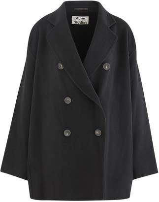 Acne Studios Odine double-breasted jacket