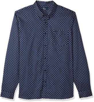 Fred Perry Men's Polka Dot Shirt