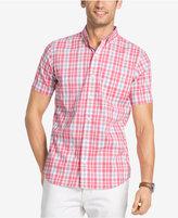 Izod Men's Advantage Stretch Plaid Shirt