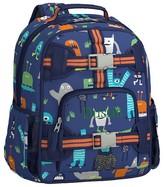Pottery Barn Kids Pre-K Backpack, Mackenzie Navy Monster