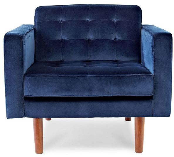 Jonathan Adler Crescent Heights Tufted Chair