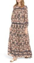 Current/Elliott Women's Florence Lace Maxi Dress