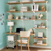 Sycamore & White elfa Office
