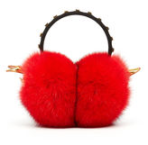 MCM Rabbit Fur Earmuffs