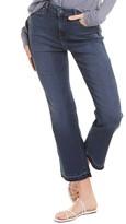 Fidelity Denim Hayden Ballistic Crop Flare Leg Jean