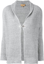 Fay sparkly button cardigan - women - Cotton/Linen/Flax - XS