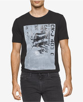 Calvin Klein Jeans Men's Graphic-Print Logo T-Shirt