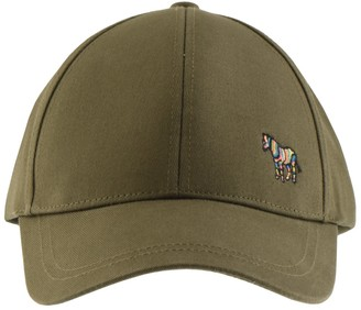 Paul Smith Baseball Cap Khaki