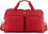 Bric's X-Travel Boarding Duffle Bag, Red