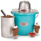 Nostalgia Electrics 4qt Electric Ice Cream Maker - Blue