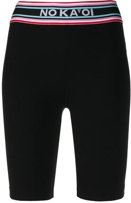 NO KA 'OI No Ka' Oi logo performance shorts