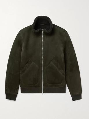 Mr P. Shearling Jacket