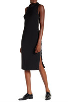 Veronica Beard Rhodes Mock Neck Dress