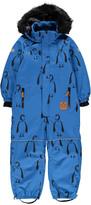 Mini Rodini Penguin Snowsuit