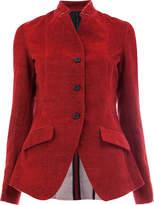 Masnada slim-fit two button blazer