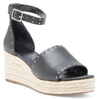 Sole Society Carya Espadrille Wedge Sandal
