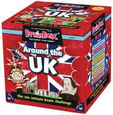 Brainbox Around the UK Card Game