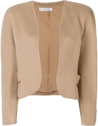 Valentino Pre-Owned 1980's Open Short Jacket