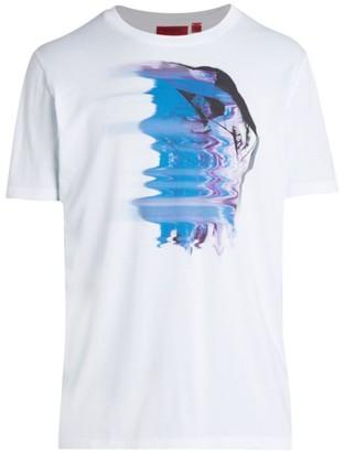 HUGO BOSS Dumans Graphic T-Shirt