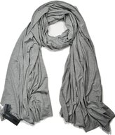 Fluxus SALE $39.99 Nomad Scarf in Grey, Oprah's Must-Have, Cotton, USA