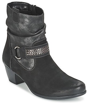 Remonte Dorndorf LINIA women's Low Ankle Boots in Black