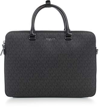 Michael Kors Slim Double Zip Briefcase