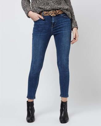 Topshop Petite PETITE Jamie Jeans