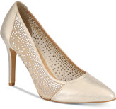 Thalia Sodi Natalia Mesh Pointed-Toe Pumps, Only at Macy's