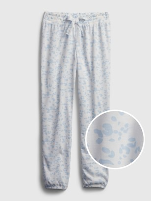 Gap Kids Print Pull-On Sleep Joggers