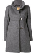 Fay clasp buttoned jacket