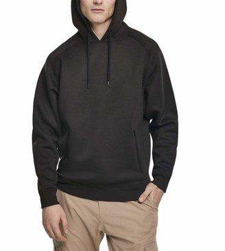 Urban Classics Men's Raglan Zip Pocket Hoody