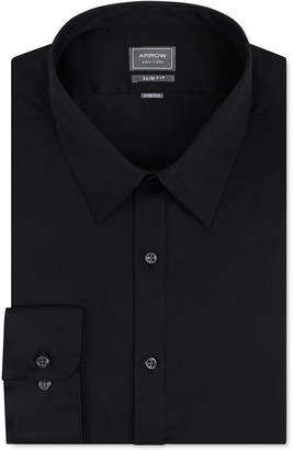 Arrow Men Slim-Fit Stretch Dress Shirt