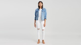 Levi's 311 Shaping Skinny Ripped Twill Women's Jeans