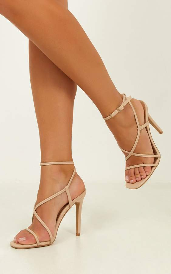 8a7a956cba6 Billini - Bamba heels in nude - 5 New Shoes