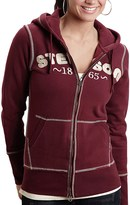 Stetson @Model.CurrentBrand.Name Embroidered Hoodie - Zip Front (For Women)