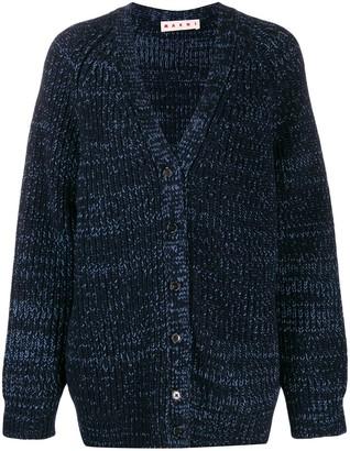 Marni oversized cardigan