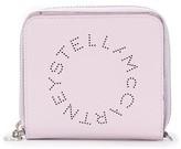 Stella McCartney Stella Logo compact wallet
