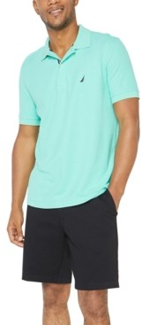 Nautica Men's Classic-Fit Performance Deck Polo Shirt